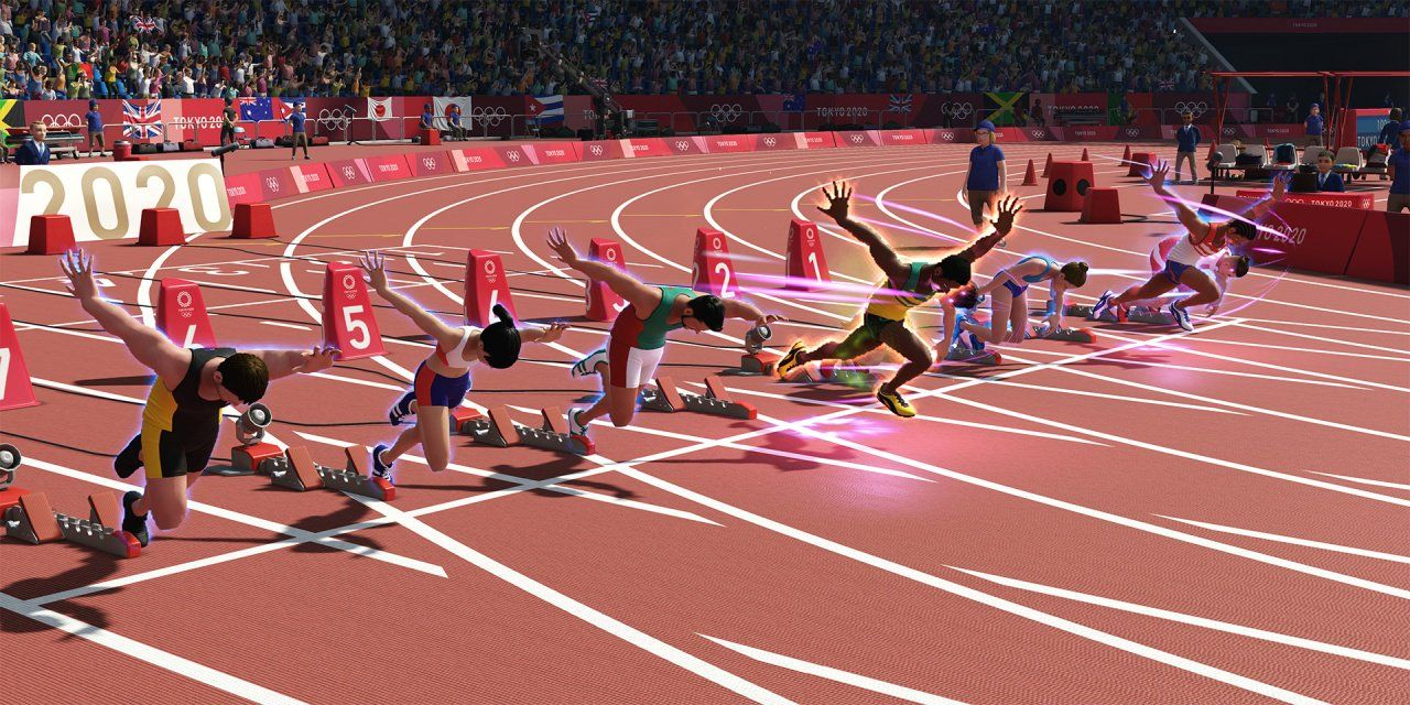 Japanese Release Date Confirmed for Olympic Games Tokyo