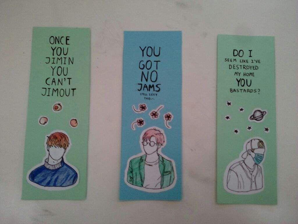 Bts Bookmarks Kpop Diy Etsy Bookmarks Bts