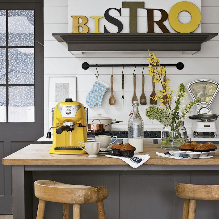 Modern Kitchen Design Essentials 10 Of The Best Colorful Kitchen Appliances Yellow Kitchen Contemporary Kitchen Design