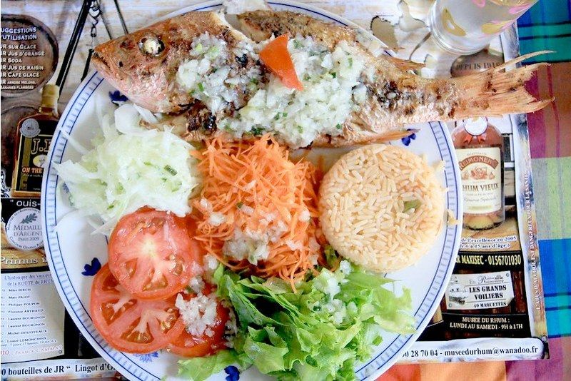 Gastronomie créole
