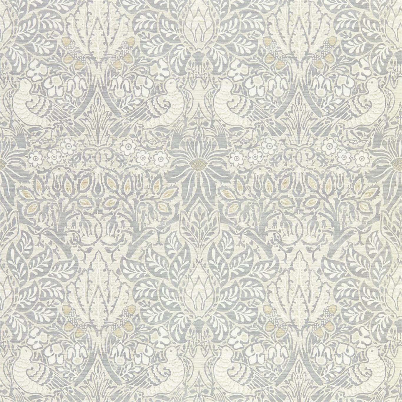 Pure Dove & Rose DMPN216520 William morris wallpaper