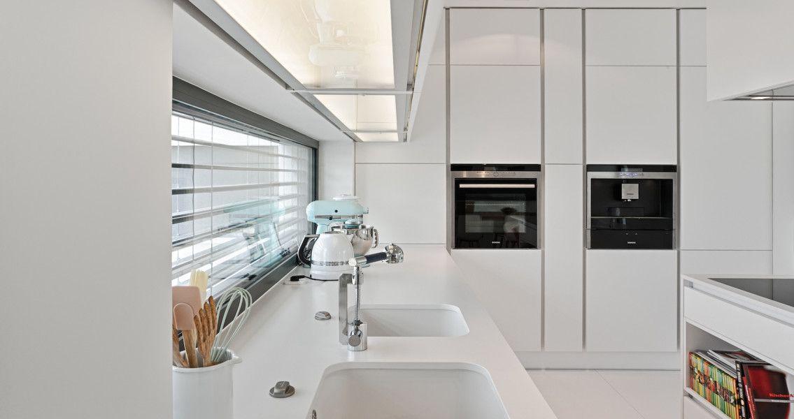 Horyzontalne Okno W Kuchni Szukaj W Google Dom