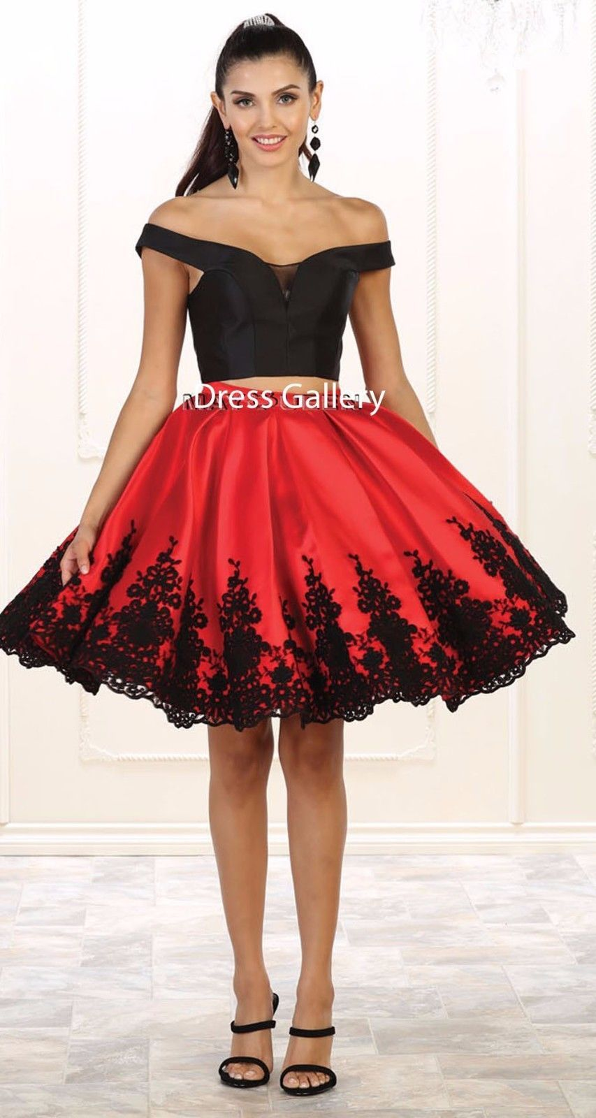 Nice amazing short dresse dance gown birthday party graduation