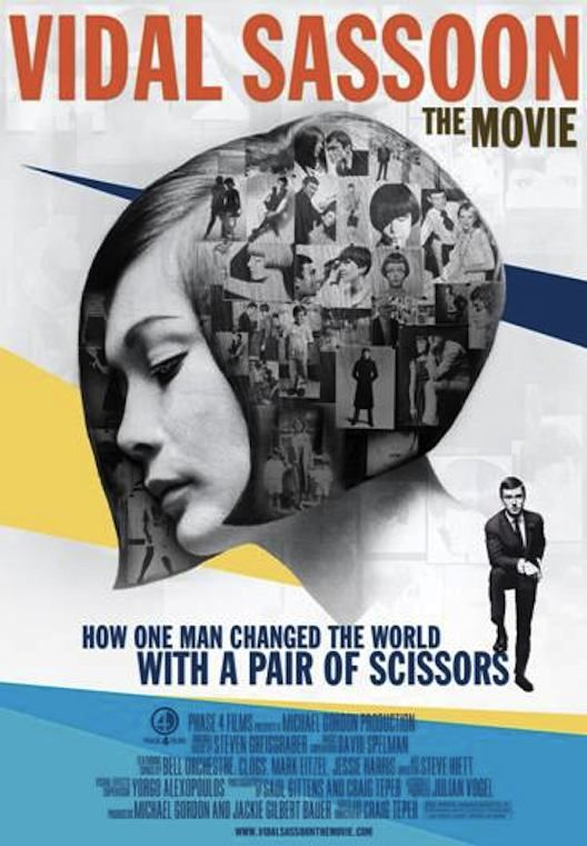 Vidal Sassoon The Movie: I had no idea what an incredible man Vidal is. The documentary is awesome.