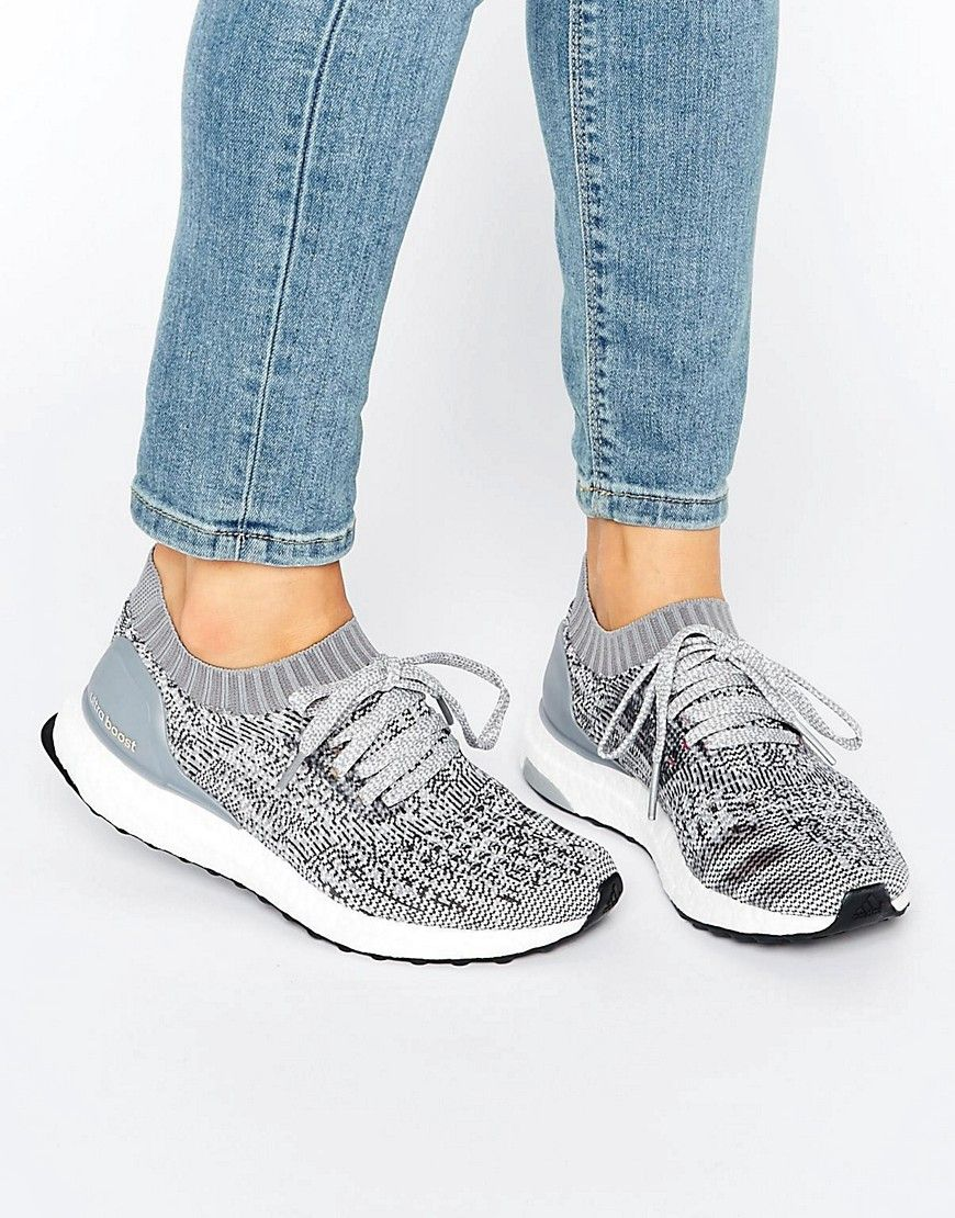 adidas ultra boost uncaged gris