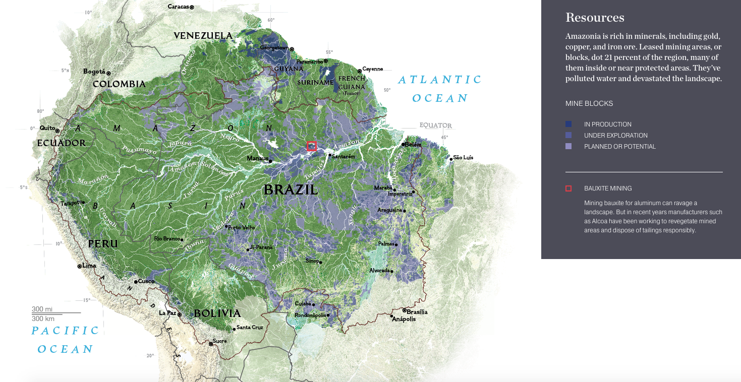 Colombia On World Map%0A Amazon Resources  National Geographic
