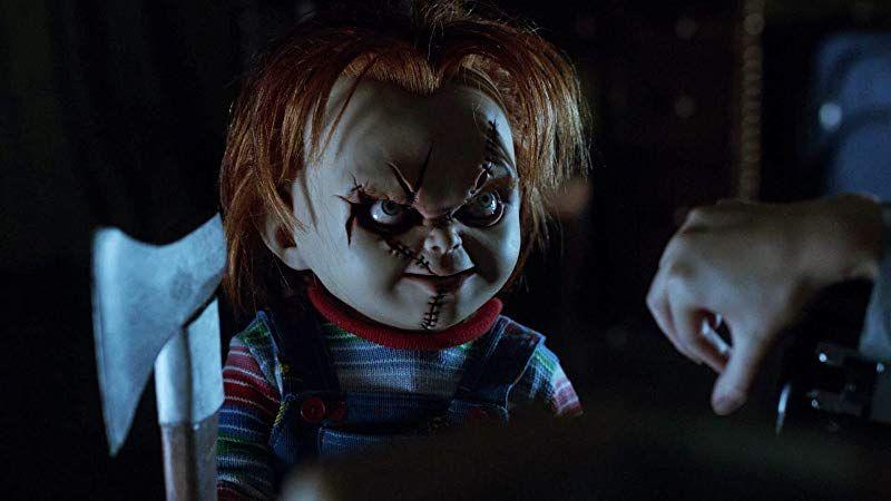 Curse Of Chucky 2013 Chucky Chucky Face Scary Movies