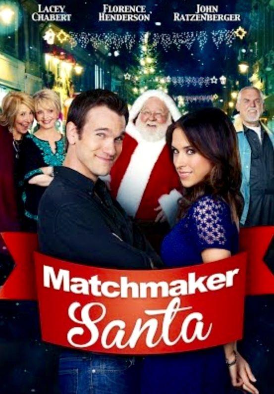 Matchmaker Santa Hallmark Channel Christmas Movies Best Christmas Movies Xmas Movies
