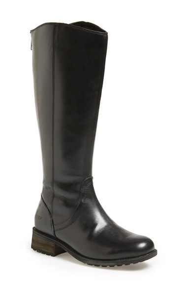 0dce4ed2e94 currently boot shopping UGG® Australia  Seldon  Water Resistant Leather  Tall Boot (Women) available at  Nordstrom