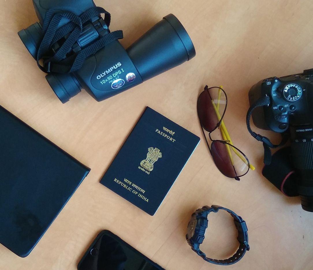 Renew Indian Passport in easy steps Geek travel