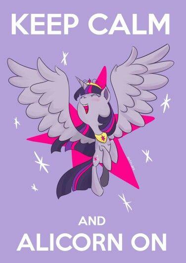 Alicorn on
