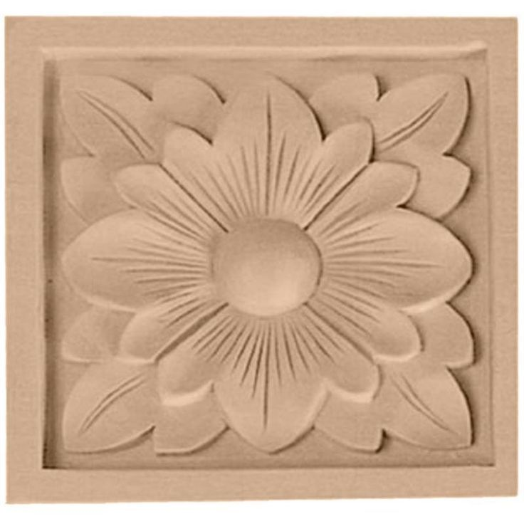 Wood Carving Designs Flowers Patterns