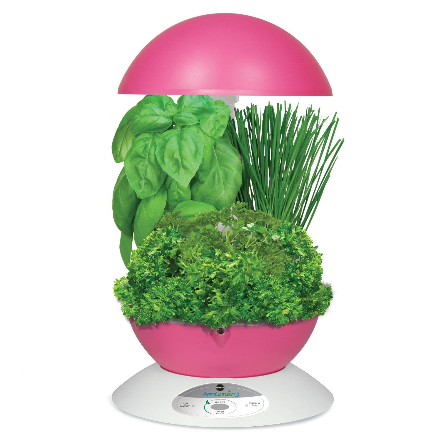 This Aerogarden Is Lovely In Pink Http Www 400 x 300