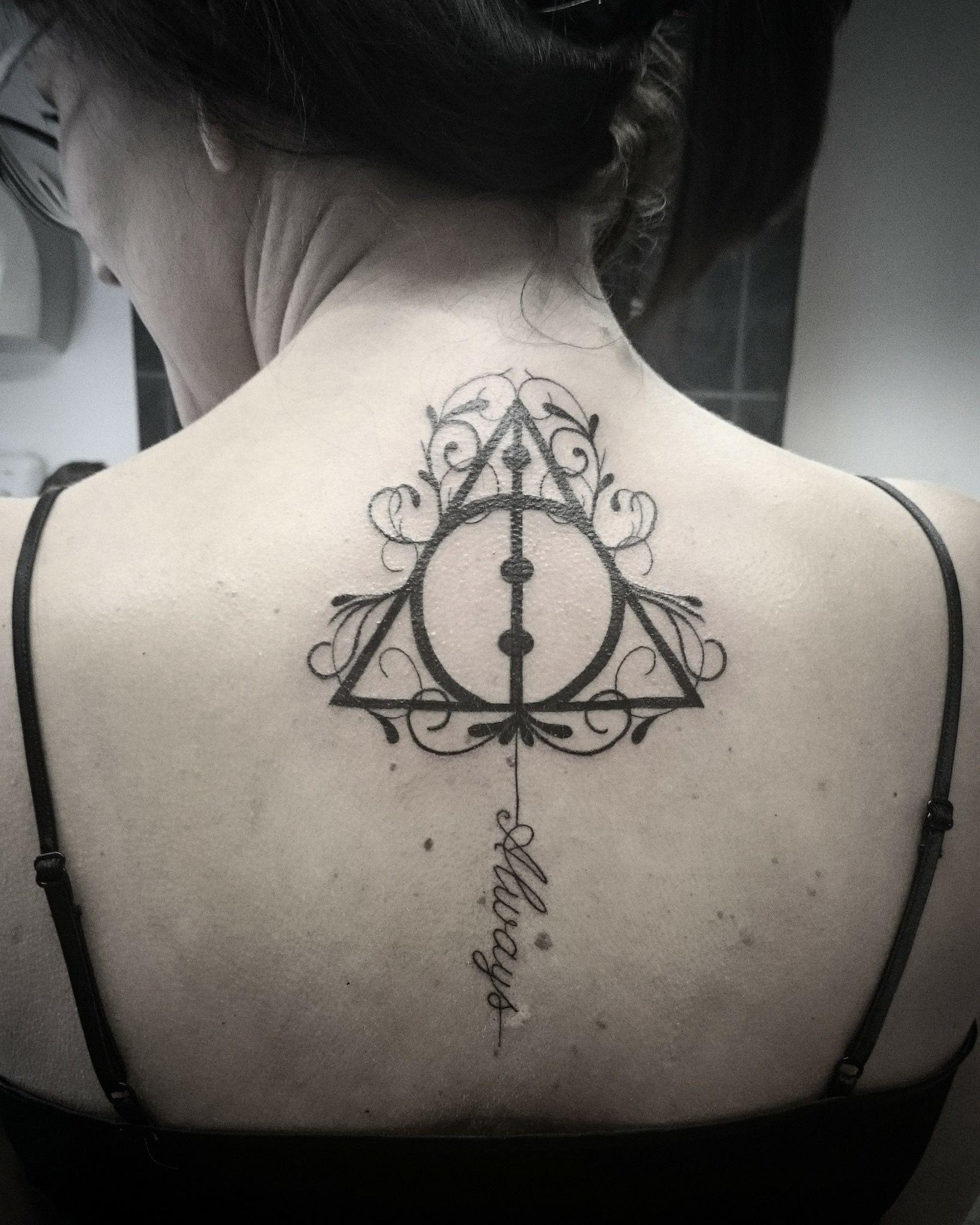 Fancy Tattoo