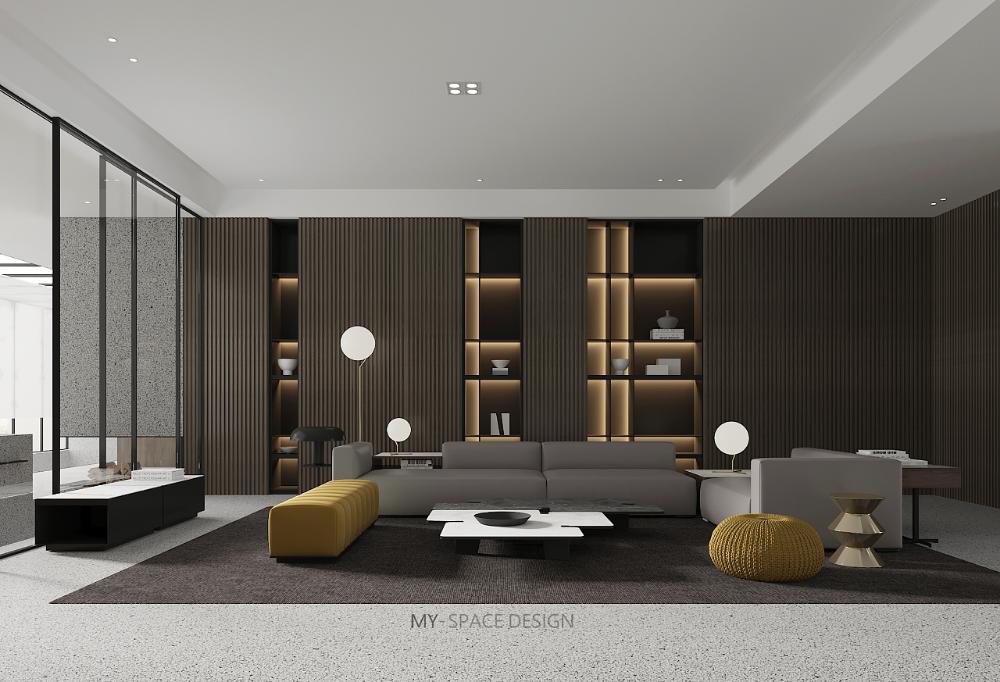 Bd Hszy600 空间 室内设计 诗怡木童 原创作品 站酷 Zcool