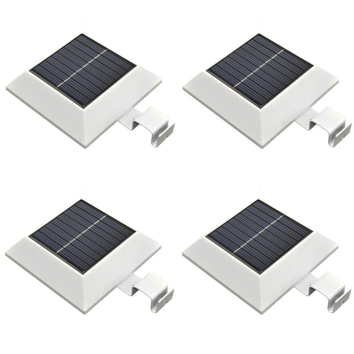 Jiawenピースpirモーションセンサーledソーラーパワーled屋外ランプ