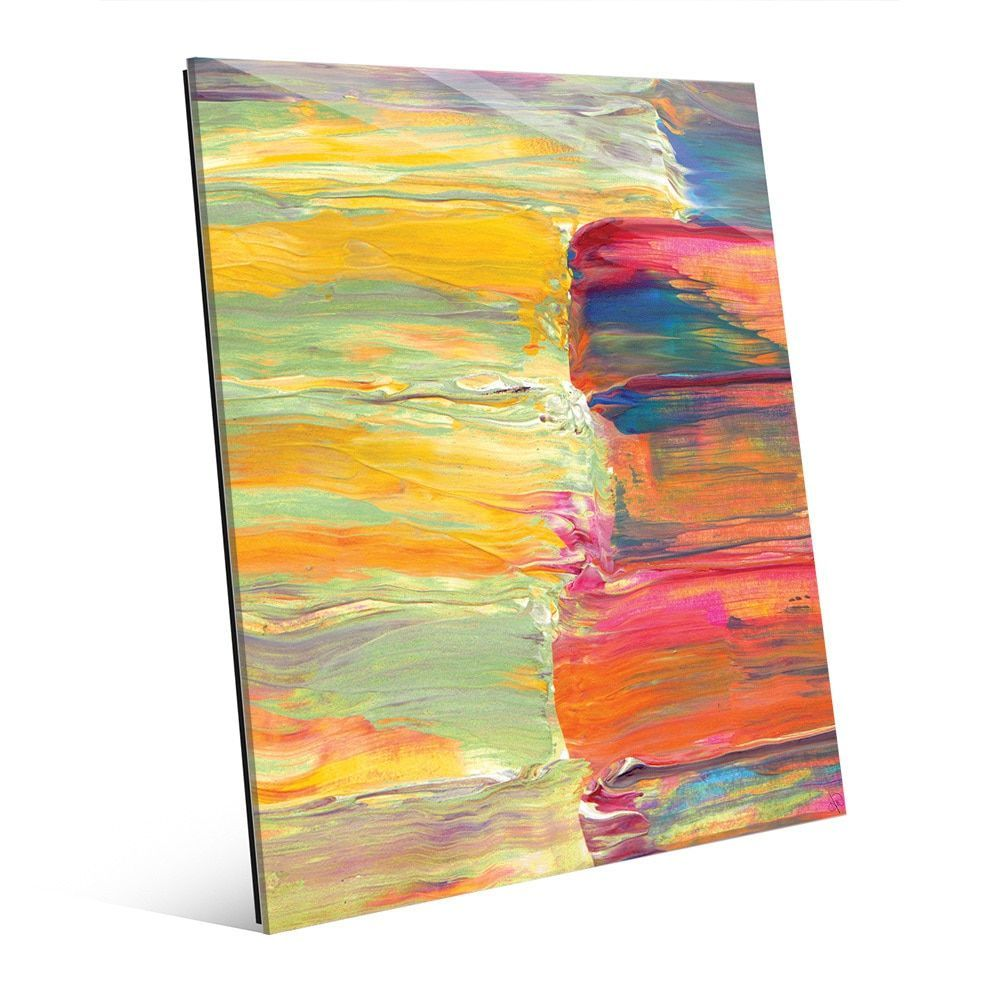 Stunning Modern Glass Wall Art Contemporary - The Wall Art ...