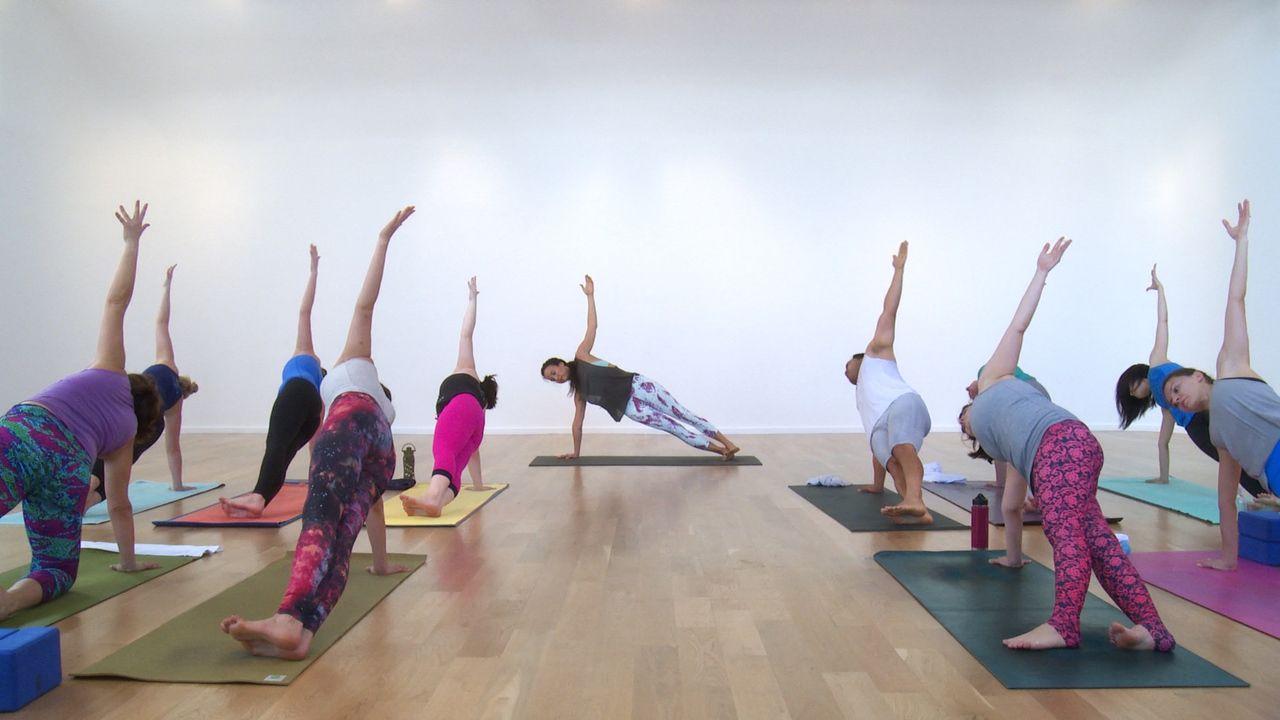 Rev Up Your Metabolism | YogaGlo