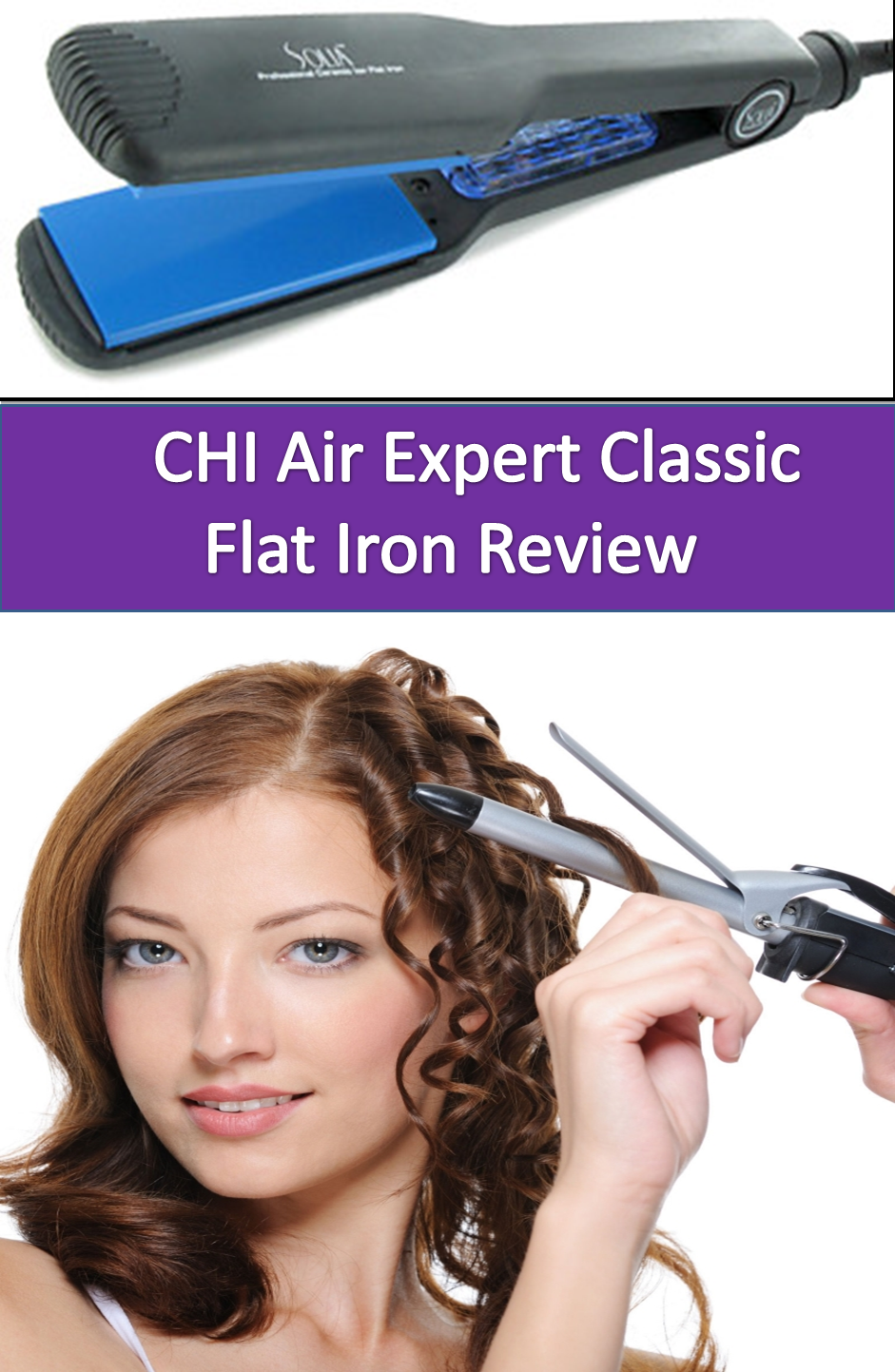 chi air expert classic flat iron review : wanna buy