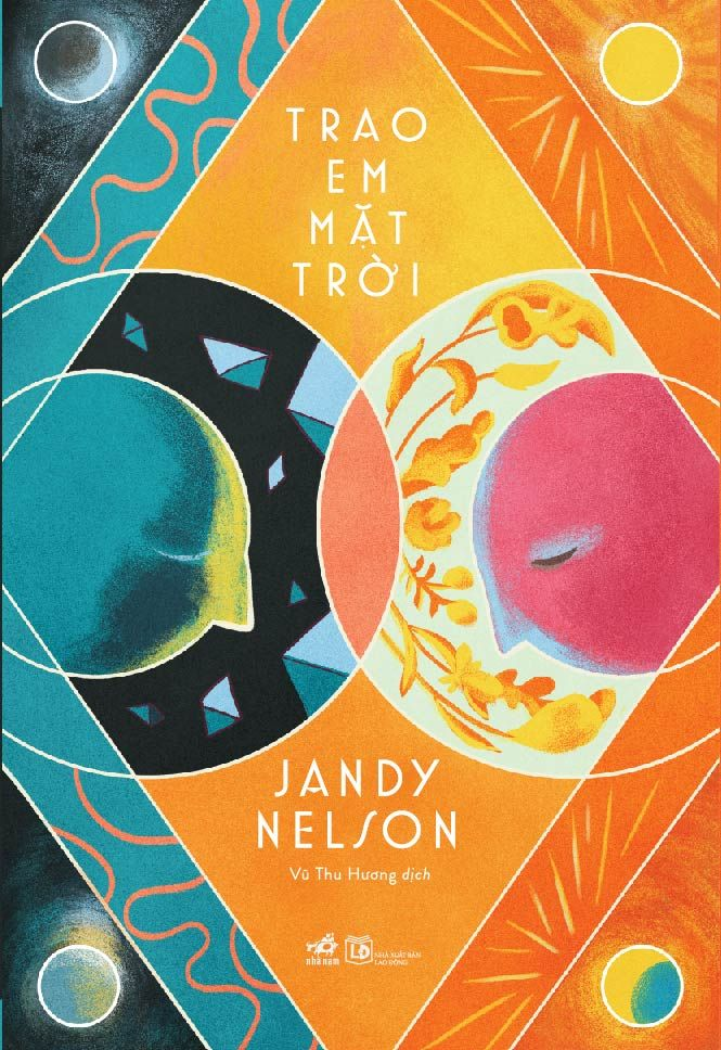 Vietnamese cover | I'll Give You the Sun by Jandy Nelson | Cover art, Cover  design, Concept art