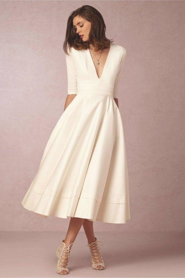 Courthouse Wedding Dress.34 Cute White Dress For Courthouse Wedding All Fashion Tea