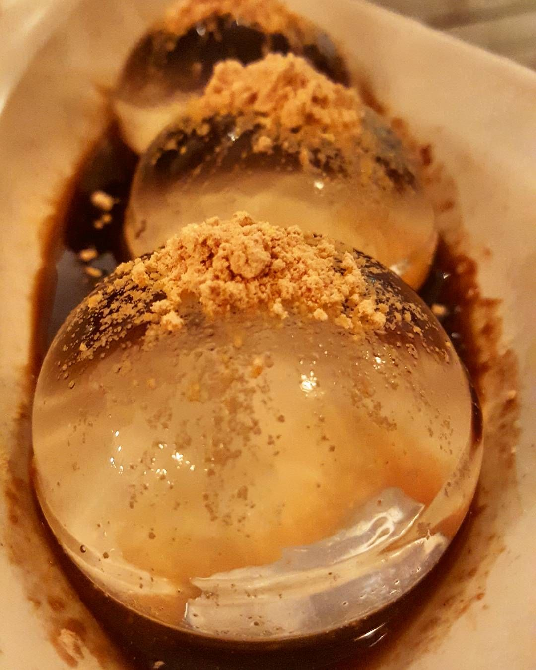 Raindrop Cake London Chinatown ( 1080x1350) (с изображениями)