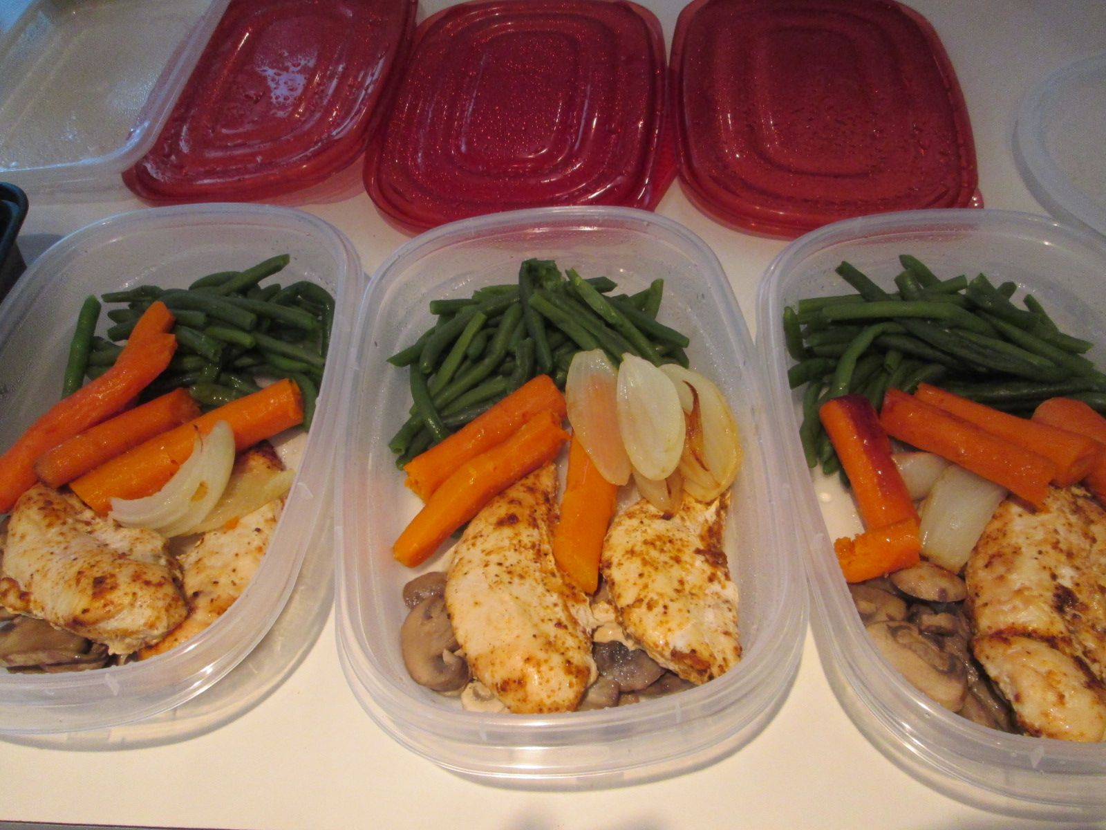 Diy frozen lean cuisine meals for mom easy recipes for Are lean cuisine meals healthy