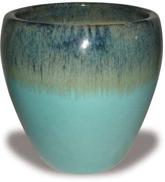 Ch284 287 Large Belly Planter Topfblumen Blumentopf Keramik Grosse Topfe