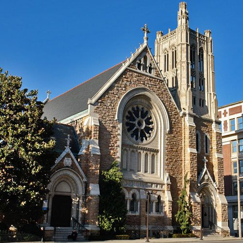 Nashville Architects: Nashville TN Christ Church Cathedral #OneOfAKindNashville