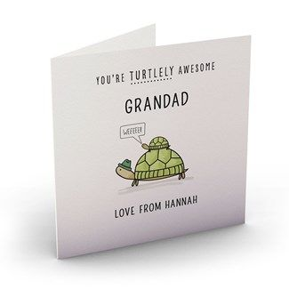 Grandad Birthday Cards, Personalised Photo Cards for Grandpa Online UK | Card Factory