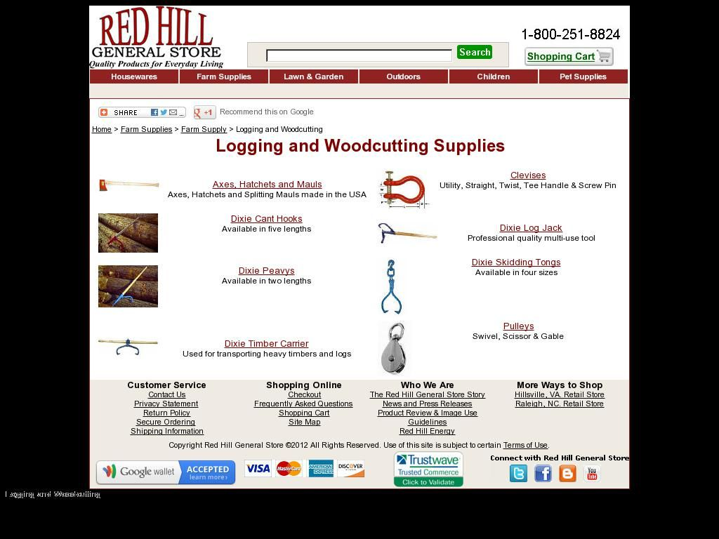 Wood Cutting Supplies