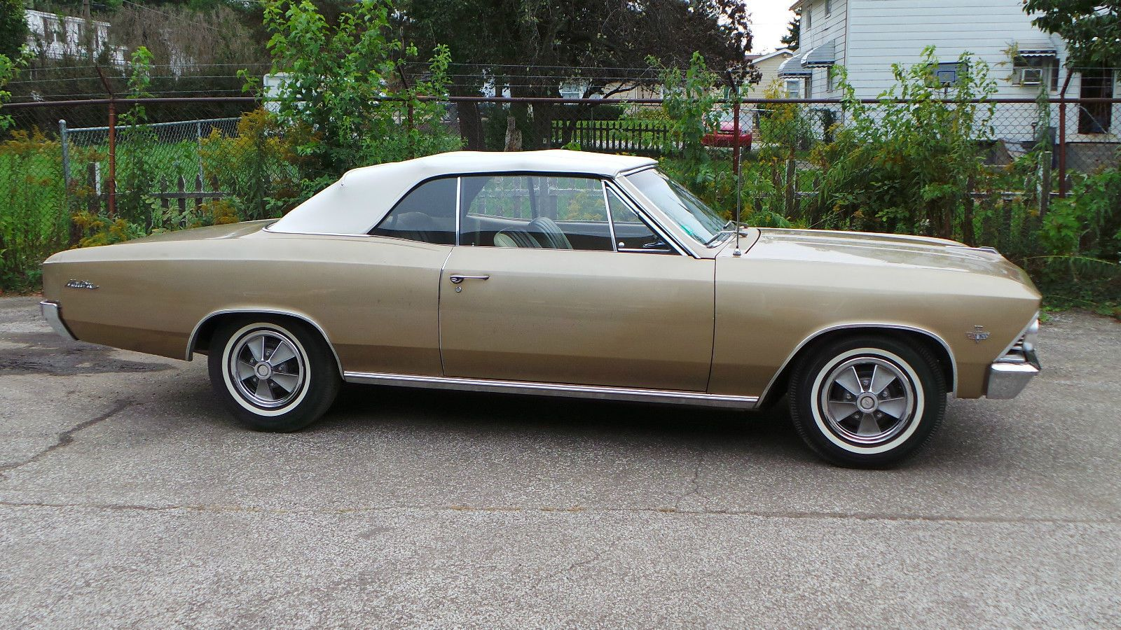 1966 Chevrolet Malibu Convertible | Project Cars For Sale ...