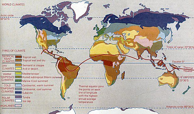 Thermal Map Of The World.Pin By Leslee Barnes On World Geography Ideas World Geography Map