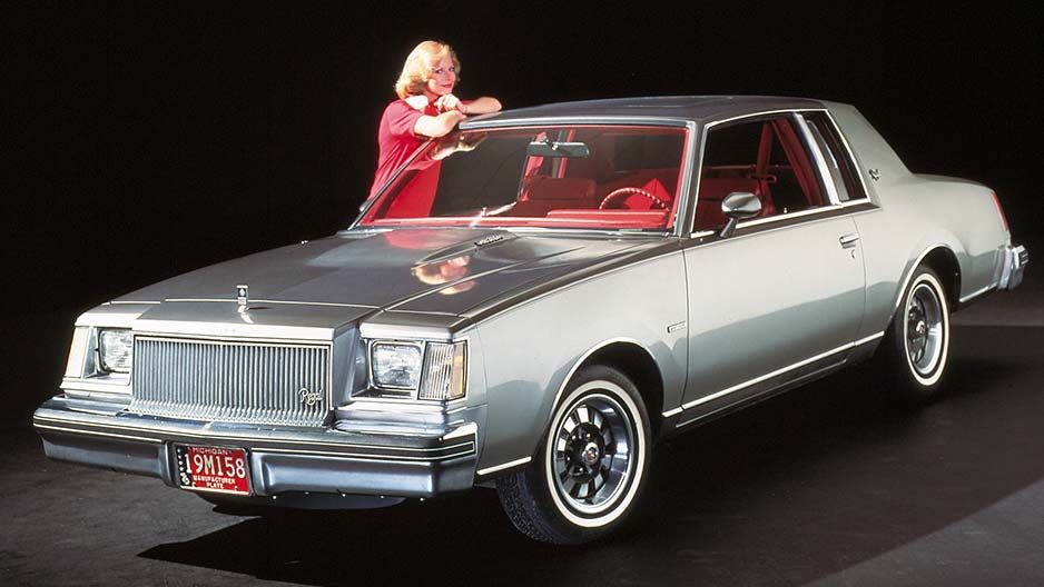 History And Heritage 1978 Buick Regal Turbo Buick Cars