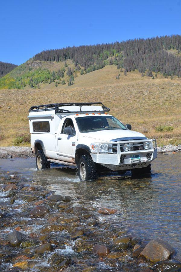 Siberian Hunting Truck 2006 Dodge Ram 2500 Hunting Truck Dodge Ram 2500 Dodge Ram