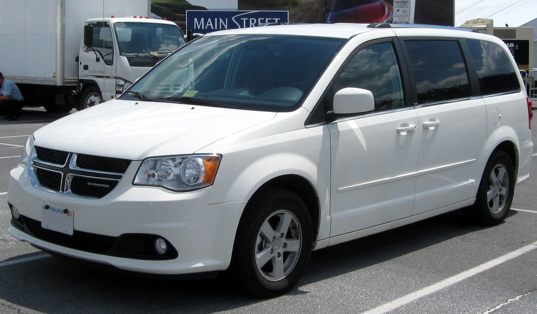 Dodge caravan is one of the best cars when its comes to safety features as it