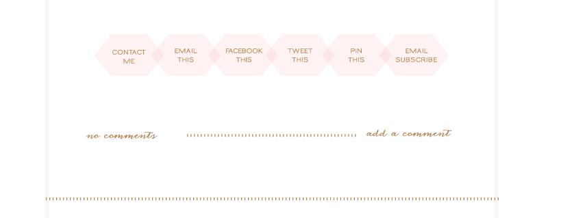 bottom of each blog entry