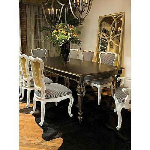 HB 37 2359 Habersham Jocelyn Dining Table
