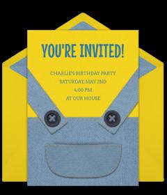 online invitations from boy birthday ideas birthday birthday