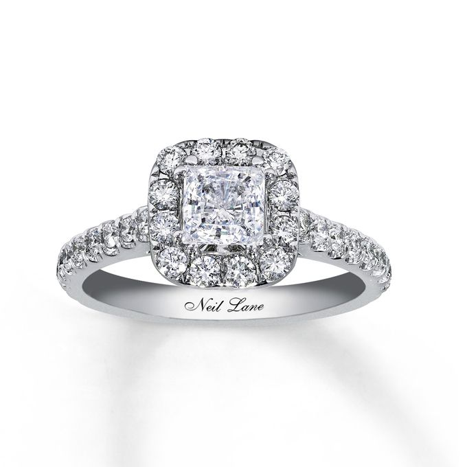 engagement rings with pav settings - Wedding Rings At Kay Jewelers