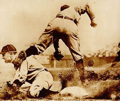 Ty Cobb, DETROIT