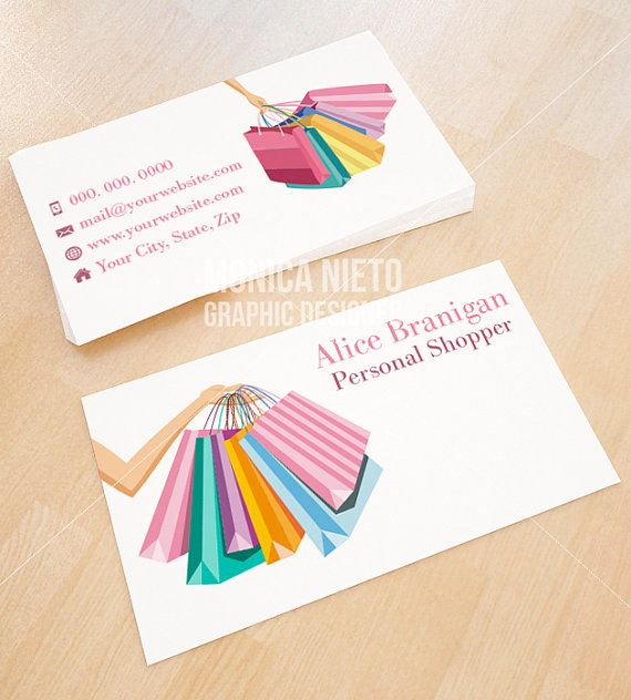 Personal stylist business cards arts arts custom premade personal per business card blogger colourmoves