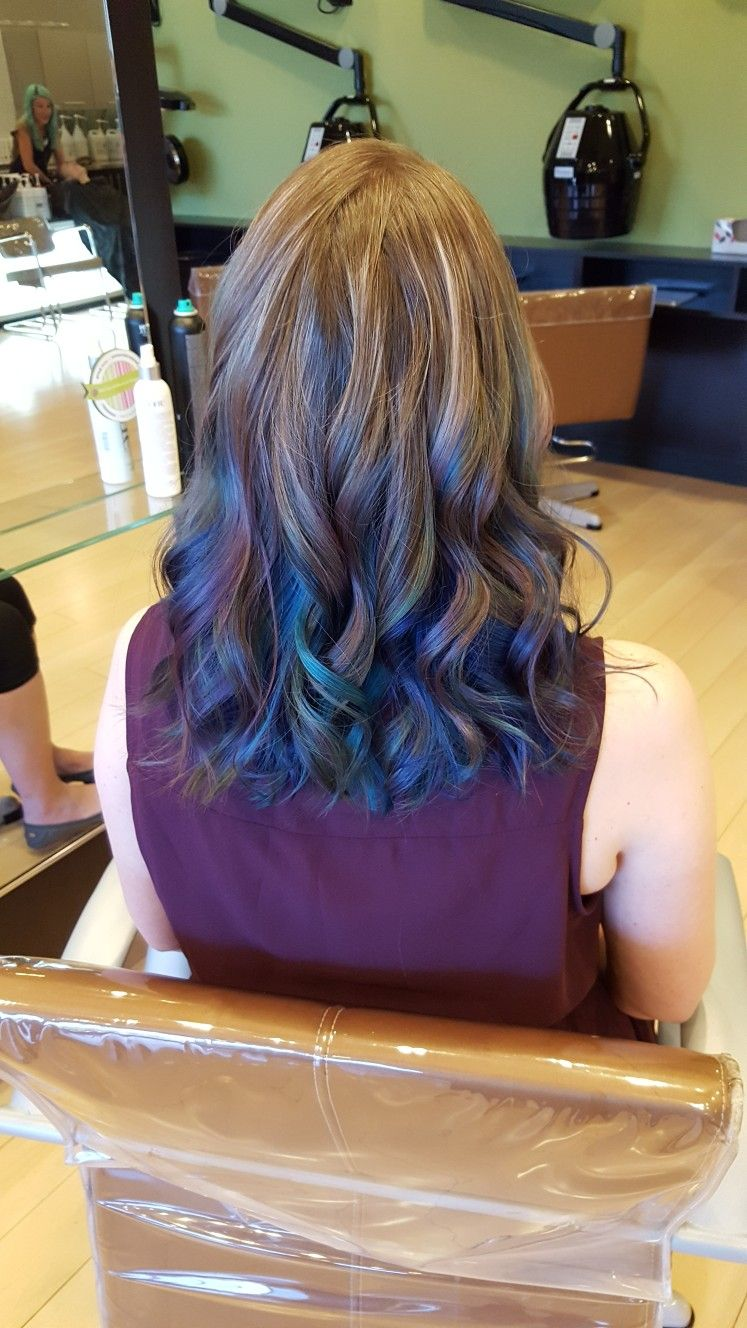 Newest Hair Color From Holly At Simonsons Salon In Plymouth Mn