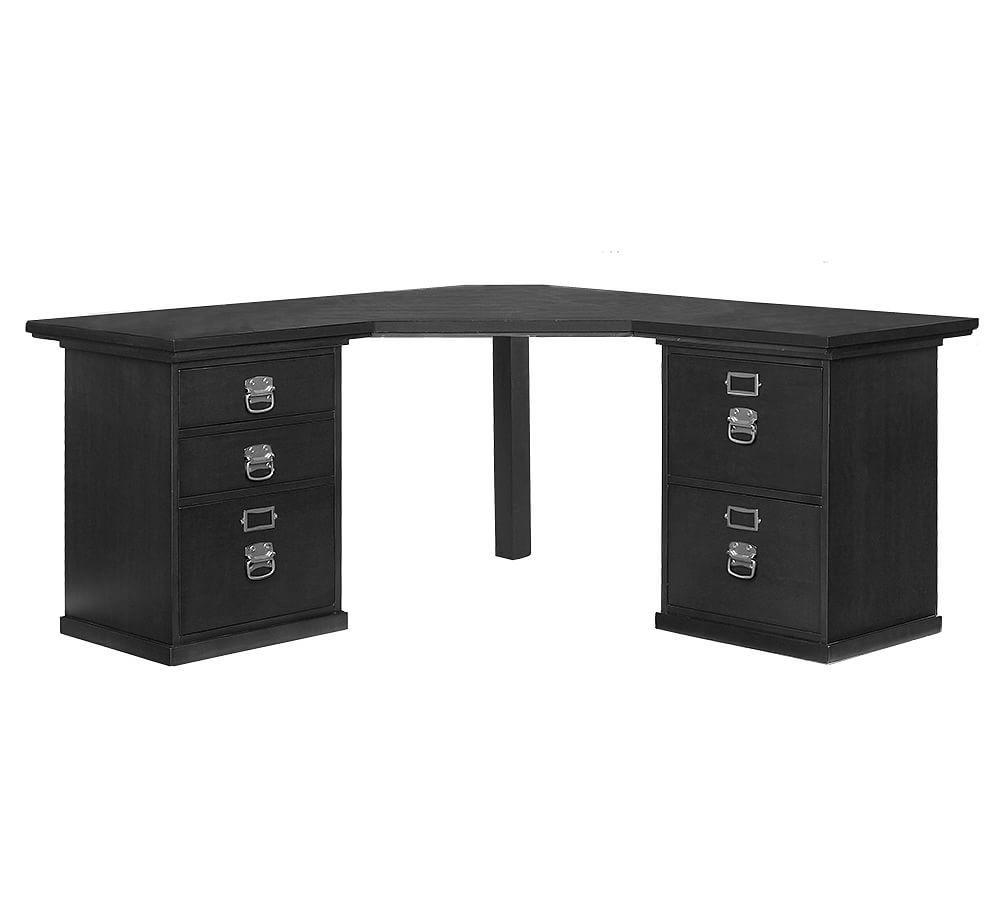Bedford Corner Desk Corner Desk Desk Desk Set