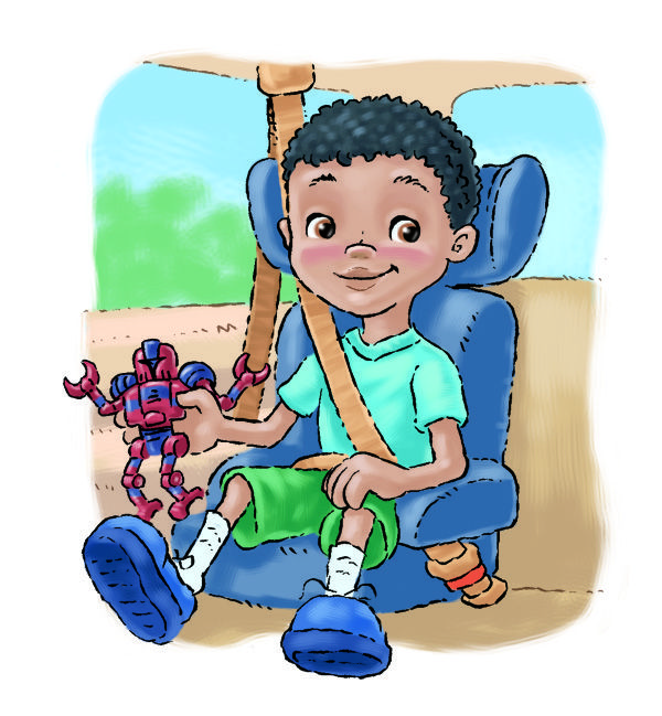 When Can Our Child Switch From A Booster Seat To Using