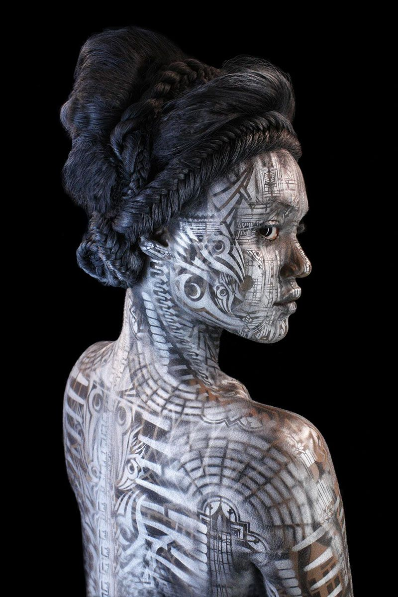 Photo of If It's Hip, It's Here: The Impressive Body Art of Michael Rosner and Eye Level …