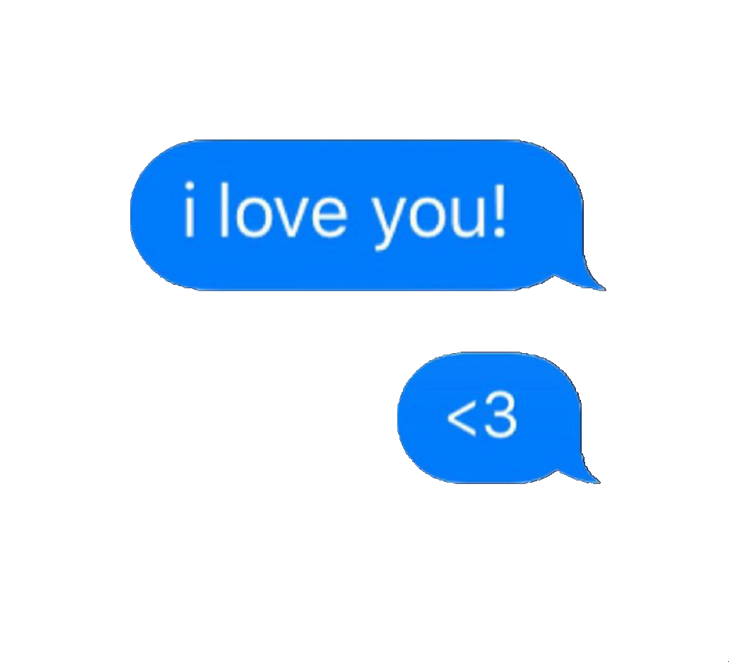 Freetoedit Overlay Menssage Mansaje Text Messenger Texto Blue Azul Love Iloveyou Remixit Cute Stickers Cute Text Messages Aesthetic Stickers
