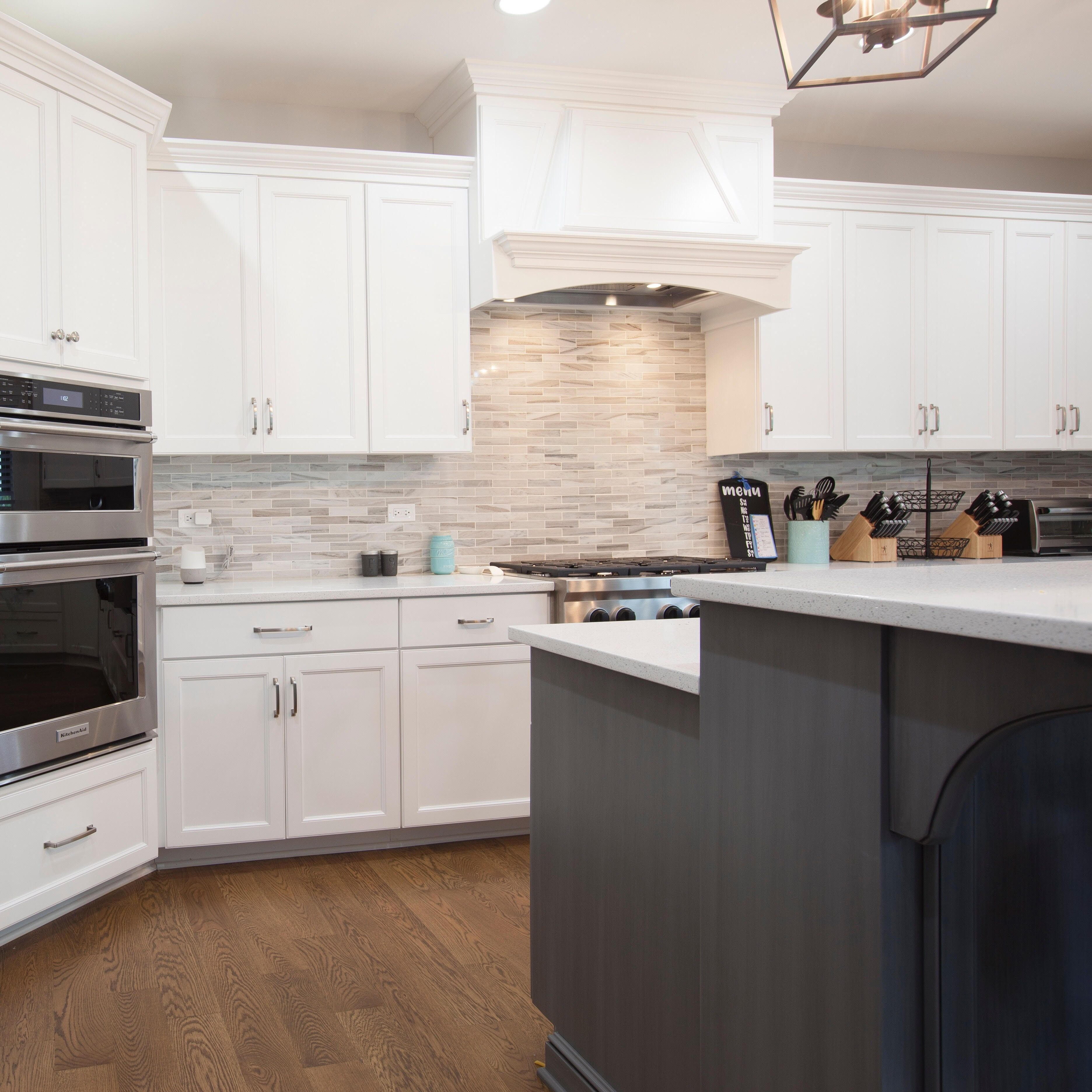 Throwback Thursday This We Throwing It Back To A Kitchen Project We Completed For A Family In F Home Improvement Companies Kitchen Projects Beautiful Cabinet