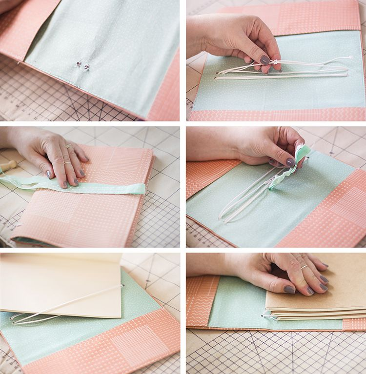 Make it: Faux-dori Notebook Planner