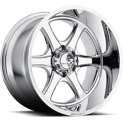 Chrome Cadillac Rims